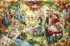 ジグソーパズル 1000ピース おにねこ/工画堂スタジオ 森のおとぎばなし(50x75cm)(11-482) エポック社 梱80cm t102