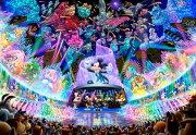 ディズニー ミッキー ジグソーパズル ディズニーウォータードリームコンサート テンヨー