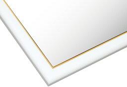 ジグソーパネル専用 ゴールドモール木製パネル シロ-054/5-B (38×53cm) 5-B(MP054H) ビバリー 梱120cm t108