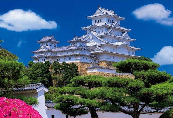 ジグソーパズル 300ピース 世界遺産 姫路城(26x38cm)(33-098) ビバリー 梱60cm t102