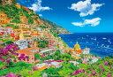 【在庫あり】ジグソーパズル 1000ピース 世界遺産 輝きのアマルフィ マイクロピース(26x38cm)(M81-850) ビバリー 梱60cm t102 1