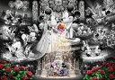 【在庫あり】ジグソーパズル 1000ピース ディズニー 永遠の誓い ウエディング ドリーム フロストアート (51.2x73.7cm) (DF-1000-111) テンヨー 梱80cm t100