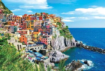 ジグソーパズル 1053ピース チンクエテッレの街並み-イタリア スーパースモールピース(26x38cm) (31-008) エポック社 梱60cm t101