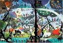 【あす楽】ジグソーパズル 300ピース 藤城清治 こびとの楽園 (26x38cm) (300-216) アップルワン 梱60cm t103