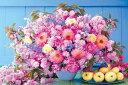 ジグソーパズル 1000ピース 花 愛されヒロインになる! ロマンスピンク(50x75cm)(11-588) エポック社 梱80cm t102