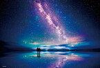 【在庫あり】ジグソーパズル 1000ピース 星空のウユニ塩湖 マイクロピース(26×38cm)(M81-566) ビバリー 梱60cm t102