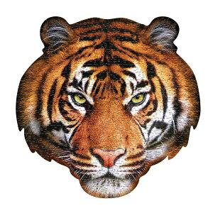 [На складе] Jigsaw Puzzle 550 Piece Big Face [Тигр] (70 × 70 см) (SHP-025) Беверли с запахом 80 см b100