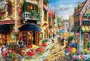 【在庫あり】ジグソーパズル 1000ピース ニッキ—・ボエム イタリアの花咲く小径(49×72cm)