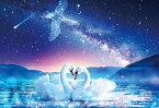【在庫あり】ジグソーパズル 1000ピース 星夜の約束 マイクロピース(26×38cm)(M81-584) ビバリー 梱60cm t102