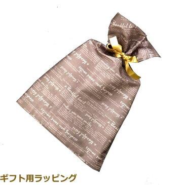 【ラッピング】【贈り物に】包装袋だけの簡易ギフト【ギフト用ラッピング】お手軽ラッピング【宅配便のみラッピング可能】
