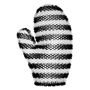 【送料無料】 スティミュライト ハニカム バスミット (色:ブラック&ホワイト) [ソフトタイ…