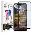 iPhone11/iPhoneXR3DPETブラックフレームブルーライトカットガラスフィルム全面保護強化ガラス保護フィルムフィルムPETBLBK定形外