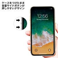iPhoneXRケースクリアTPUおしゃれかわいいiPhoneXRカバーケース耐衝撃シリコンアイフォンケースXRアイフォンxrケース耐衝撃透明軽いガラスフィルム全面保護