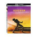 【スーパーSALE店内最大半額】【US版・4K Ultra HDのみ日本語対応】ボヘミアン・ラプソディ (4K Ultra HD/Blu-ray) Queen クイーン ※ページ下部の商品説明を必ずお読みください
