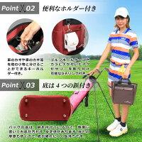ゴルフトートバッグメンズレディースシューズ収納トートバッグ大容量ゴルフ軽量送料無料