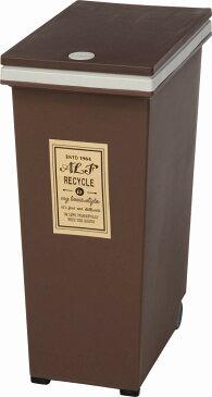 ゴミ箱 ごみ箱 ダストボックス 30L くず入れ ダストBOX 汚物入れ 30リットル おしゃれ プッシュ式 ごみばこ ふた付き 30l 四角 キッチン 大容量 薄型 スリム 4個セット