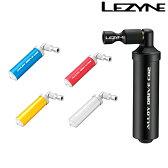 【在庫処分特価】LEZYNE AlloyDrive CO2 レザイン アロイドライブCO2[ポンプ・空気入れ][携帯ポンプ]