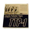 MIYATA (ミヤタ) TTP-1 Tubular Tape (チューブラーテープ) 16mm×20m [ホイール] [リムセメント] [チューブラー]