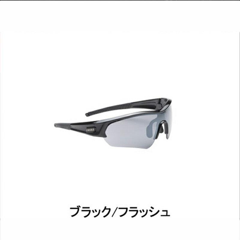 BBB (ビービービー) SELECT (セレクト) ブラック/フラッシュ BSG-43[ノーマルレンズ][アイウェア][サングラス]【スポーツサングラス】