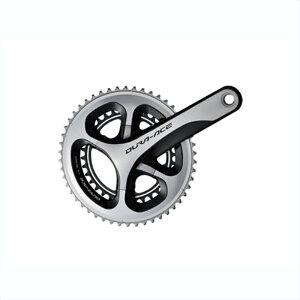 SHIMANO DURA-ACE (シマノ デュラエース) [IFC9000FX04] FC-9000 Crankset (ホローテック2クランクセット) 34×50 177.5mm[クランクセット(PCD110)][クランク・チェーンホイール]