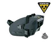 TOPEAK (トピーク) BAG27101 Wedge Dry Bag Strap Mount (ウェッジドライバッグ ストラップ マウント) M[ミディアムサイズ][サドルバッグ]