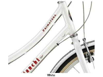 Bianchi(ビアンキ) 2016年モデル PRIMAVERA‐L (プリマヴェーラL)[シティーコミューター][Vブレーキ仕様][クロスバイク] 【Bianchi ビアンキ シティーコミューター 自転車 自転車安全整備士による完全組立・点検整備の完成車】