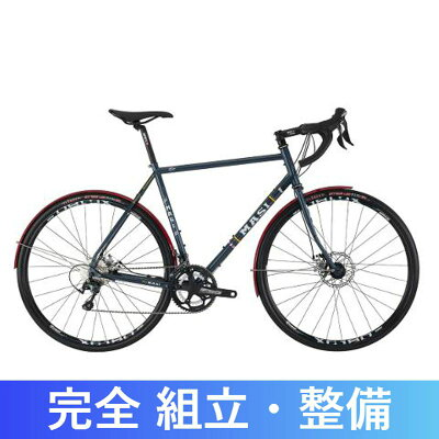 【在庫処分特価】MASI (マジー、マジィ、マージ)SPECIALE RANDONNEUR (スペシャーレランドナー)[ランドナー・ツーリングバイク] 【MASI マジー ランドナー・ツーリングバイク 自転車 自転車安全整備士による完全組立・点検整備の完成車】《S》