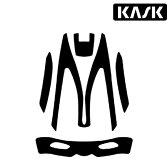 KASK(カスク) PROTONE INTERNAL SPARE PAD[インナーパッド][ヘルメット]