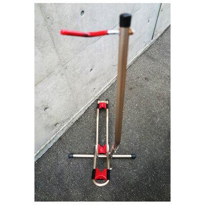 【GWもあす楽】MINOURA(ミノウラ)DS-800AKI縦置き対応の省スペース自転車ラック屋内保管スタンドに[ディスプレイスタンド][スタンド型]
