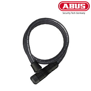 ABUS(アバス) Microflex6615KEY (マイクロフレックス6615キー) 850mm [鍵 カギ かぎ] [ワイヤーロック] [チェーンロック] [ロードバイク]