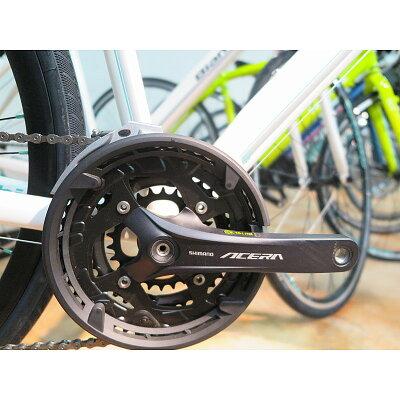 2017年モデル Bianchi(ビアンキ) CAMALEONTE3 (カメレオンテ3) Disc[ディスクブレーキ仕様][クロスバイク] 【自転車安全整備士による完全組立・点検整備の完成車】