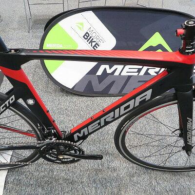 【GWも営業中】MERIDA(メリダ)2017年モデルREACTO400(リアクト400)[エアロロード][ロードバイク・ロードレーサー]