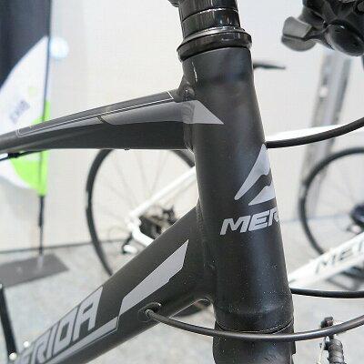 MERIDA(メリダ)2017年モデルCROSSWAY300-R(クロスウェイ300-R)[Vブレーキ仕様][クロスバイク]