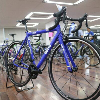 GIOS(ジオス)2017年モデルLESTA(レスタ)[アルミフレーム][ロードバイク・ロードレーサー]