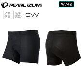 PEARL IZUMI(パールイズミ) 2017秋冬モデル メッシュインナーパンツ W742[インナーパンツ(パッド付)][サイクルウェア・グローブ][レディースウェア]