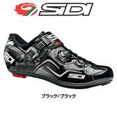 《即納》【土日祝もあす楽】SIDI(シディ) 2017年モデル KAOS (カオス ブラック/ブラック)[ロードバイク用][サイクルシューズ]