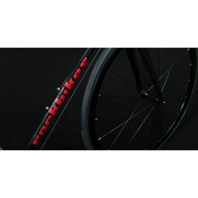 《在庫あり》ROCKBIKES(ロックバイクス) FORTUNE (フォーチュン) 105完成車[ホリゾンタル][スチールフレーム] 【自転車安全整備士による完全組立・点検整備の完成車】