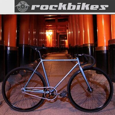 ROCKBIKES(ロックバイクス)MELANCHOLY(メランコリー)[ホリゾンタル][スチールフレーム]
