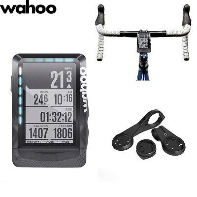 wahoo(ワフー)ELEMNT(エレメント)GPSサイクルコンピューター[ケイデンス機能付き][ワイヤレス]