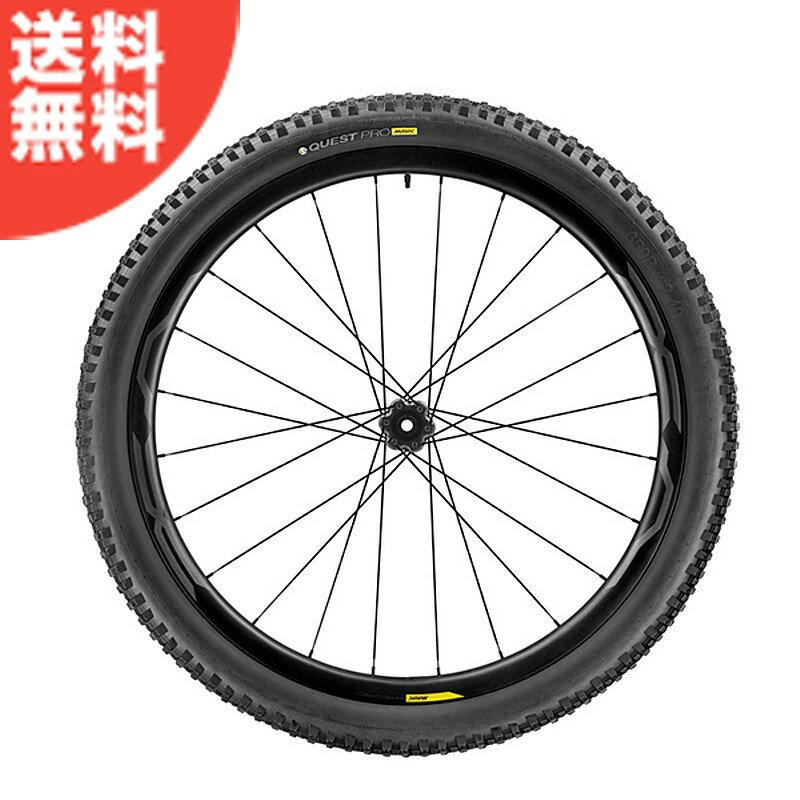 MAVIC(マヴィック) XA PRO CARBON RR BOOST XD (XAプロカーボンリアブーストXD)[前][27.5インチ]:自転車のQBEI 支店