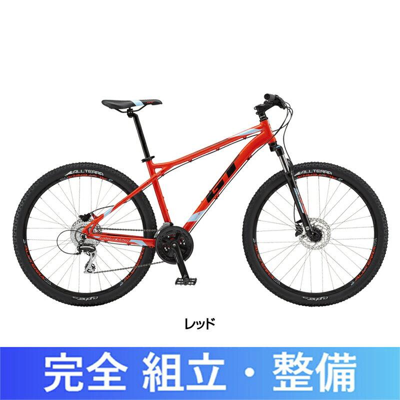 【先行予約受付中】GT(ジーティー) 2018年モデル AGGRESSOR EXPERT (アグレッサーエキスパート)[27.5インチ][ハードテイルXC]:自転車のQBEI 支店