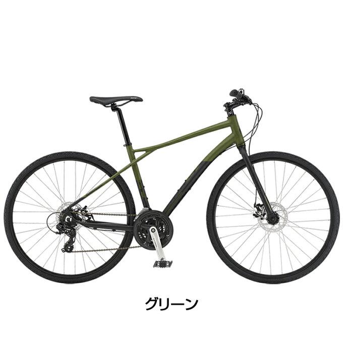 GT(ジーティー) 2019年モデル TRAFFIC COMP700C (トラフィッ...
