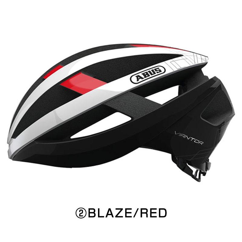 《即納》ABUS(アバス)VIANTOR(ビアンター)[ヘルメット][ロードバイク][MTB][クロスバイク]