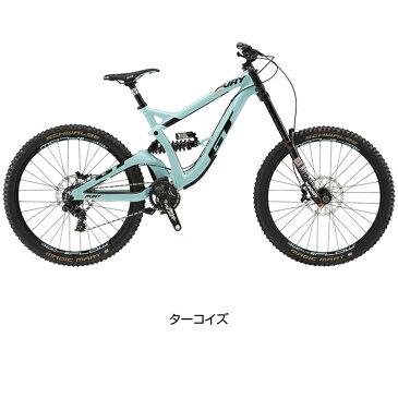 GT(ジーティー) 2019年モデル FURY TEAM (フューリーチーム)[ダウンヒルバイク/DH][マウンテンバイク]