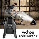 wahoo(ワフー) KICKR HEADWIND (キッカーヘッドウインド) BLUETOOTHファン [ローラー台] [ロードバイク]