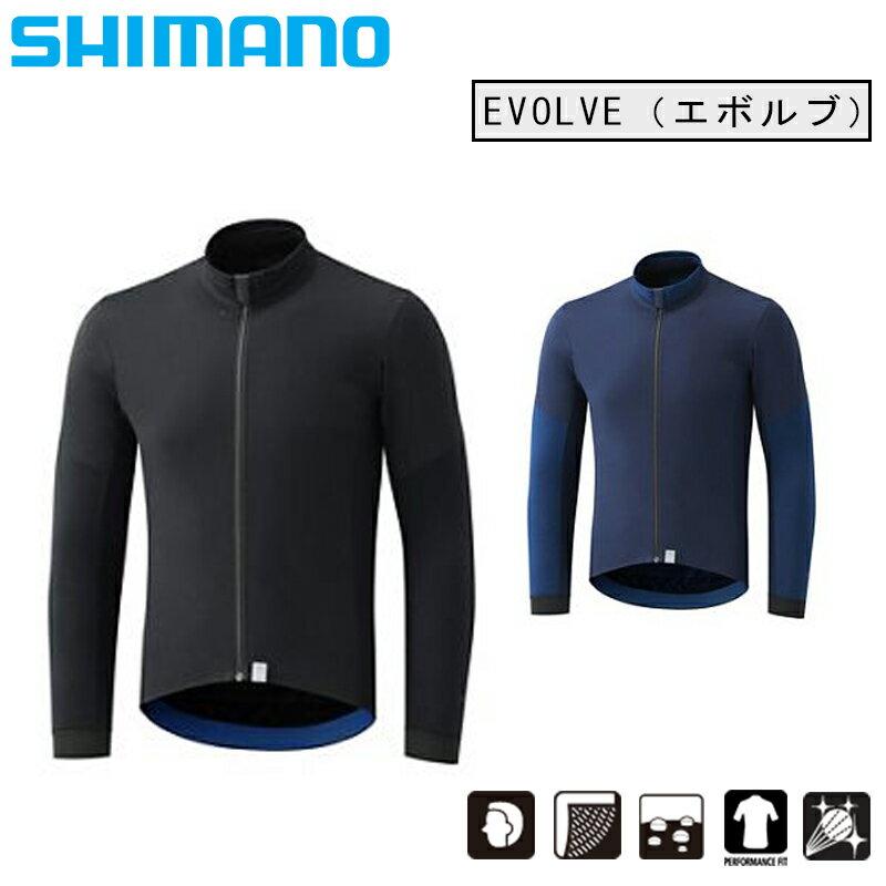 レディースウェア, ジャケット・アウター  EVOLVE SHIMANO