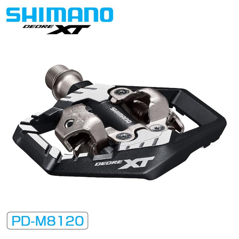 自転車用パーツ, ペダル  PD-M8120 SPD DEORE XT SHIMANO