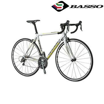 【ライト・カギプレゼント】BASSO バッソ 2020年 MUGELLO ムジェロ TIAGRA ティアグラ ロードバイク アルミ