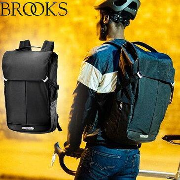 BROOKS(ブルックス) PITFIELD BACKPACK (ピットフィールドバックパック)[自転車・バッグ] [バッグ] [バックパック] [ロードバイク] [リュック]
