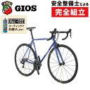 GIOS(ジオス) 2019年モデル FELLEO (フェレオ)105 (ホイール:RS-100)[ホリゾンタル][スチールフレーム]